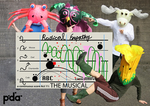 GET READY FOR....Radical Empathy, A Continuous Score, Act 11: The Musical